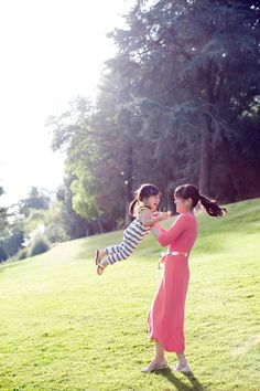 Joy Cho of Oh Joy! and Daughter Ruby :: Mother's Day Inspiration!