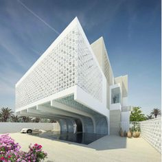 If Its Hip, Its Here: Luxury Villas in Riyadh, Saudi Arabia By Orange Architects