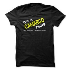 nice CAMARGO Tshirt - Team CAMARGO Lifetime Member