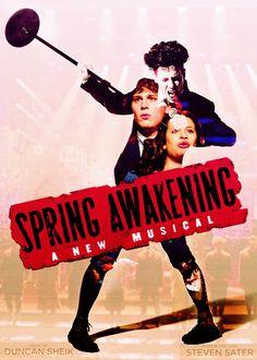 Spring Awakening Original Broadway Cast Album