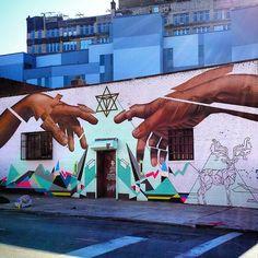 James Bullough x Varenka Ruiz in Brooklyn, NY