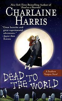 Dead to the World by Charlaine Harris this book made me fall in love with Eric