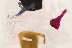 NG Collective Studio, 'Konfiguration XVII' Mixed Media on Paper, 30x44 - Anne Irwin Fine Art