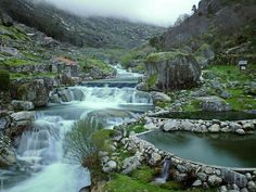 Much more to offer than #beaches #sardines and #mateusrose - #Portugal #visitportugal #lakes #rivers #waterfalls