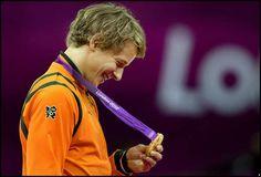 Gold medal for Epke Zonderland