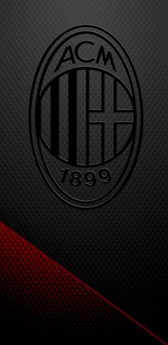 Ideas wall paper masculino colorido for 2019 Milan Football, World Football, Football Soccer, Football Players, Ac Milan Logo, Ibrahimovic Wallpapers, Milan Wallpaper, Heart Canvas, European Soccer