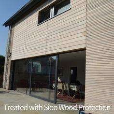 Silva Timber: Western Red Cedar Clear Rainscreen Cladding 1 of 4 Rainscreen Cladding, Timber Cladding, Exterior Cladding, Red Cedar Wood, Western Red Cedar, Composite Cladding, Cedar Siding, House Extensions