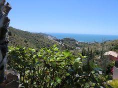Ausblick von unserer Casa Jazmin (Urlaub in Andalusien: www.finca-andalusia.de)