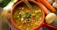 Sopa: Como Fazer Sopa de Legumes Light – 20 Receitas
