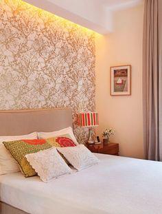 41 quartos de casal com decoração neutra - Casa