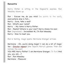 Jouer Harry Potter en anglais ! – Lala aime sa classe