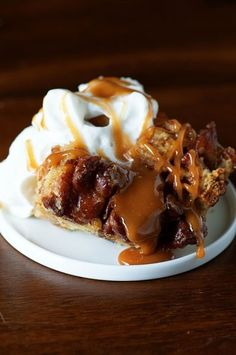 Apple Fritter Bread Pudding 03