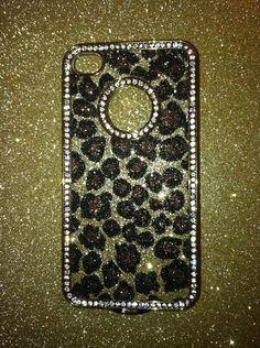 Cheetah phone case :)