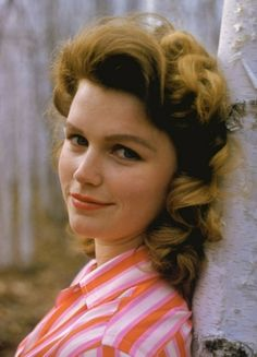 Lee Remick (December 14, 1935 – July 2, 1991) was an American film and television actress. Among her best-known films are Anatomy of a Murder (1959), Days of Wine and Roses (1962), and The Omen (1976).