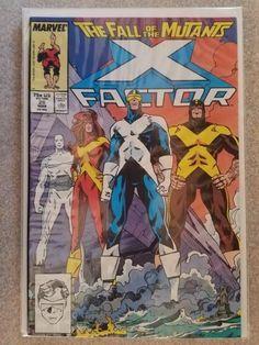 X-Factor #71 Direct Market Edition ~ NEAR MINT NM ~ 1991, Marvel Comics
