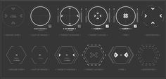 Heavy Vector: GUI Elements and Icongraphy Design