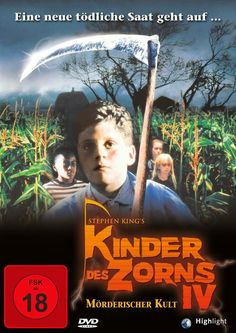 Livin' in a Movie World: Rezension: Stephen King's - Kinder des Zorns 4 - Mörderischer Kult (1996)