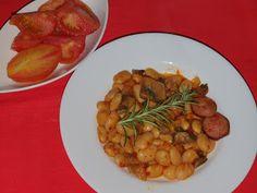 Lulu - Povesti din Bucatarie: Fasole cu ciuperci si carnati picanti Chana Masala, Ethnic Recipes, Food, Essen, Meals, Yemek, Eten