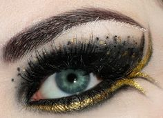 I am the Mockingjay - Catching Fire Inspired Look for Halloween ~ Bows and Curtseys...Mad About Makeup