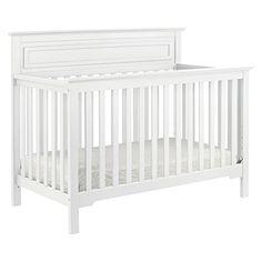 DaVinci Autumn 4-in-1 Convertible Crib White