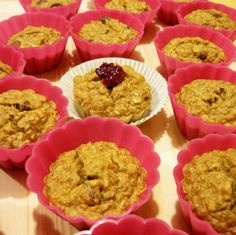 Krispie Treats, Rice Krispies, Baby Food Recipes, Healthy Recipes, Healthy Food, Sugar Free Sweets, Cheesecakes, Deserts, Muffin