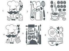 vinilo cocina - Buscar con Google