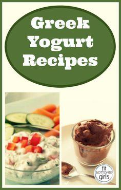 These greek yogurt recipes are so unbelievably good!