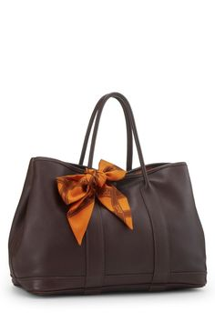 2a8d2a1c02bb Hermes  Authentic Hermes Marron Garden Party Bag With Strap 30cm ...