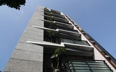 "[Lin Jin Qi] kaiseki ""LA CASA"" - Columna - Xin Edificio"