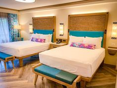 If you're a Moana fan, you're going to want to put a stay at Disney's Polynesian Village Resort on your vacation bucket list! These newly-refurbished rooms re-opened today for guests, and WOW! Ready to book your stay- and include personalized planning services at no extra cost? Request your quote at the link!