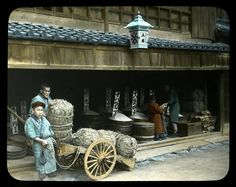 RS Notícias: Vida cotidiana no Japão durante 1900