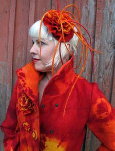 I want a coat like this!                                    eine außergewöhnliche Frau