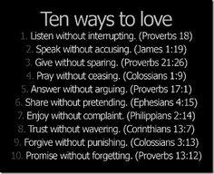 Image via We Heart It #corinthians #james #love #bibleverses #proverbs #philippians #colossians #ephesians