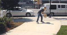 Feel the soothing powers of instant hopscotch. | The 29 Most Satisfying GIFs In The World
