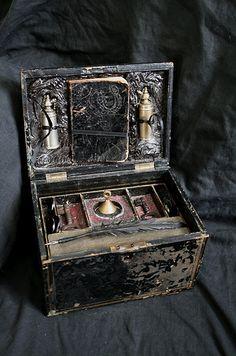Cemetery Ghosts Graveyards Spirits:  #Death's Coffer.
