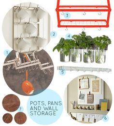 40 Great Kitchen Organizing Tools #organize