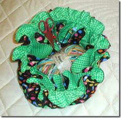 fabric sewing kit pouch - Google Search