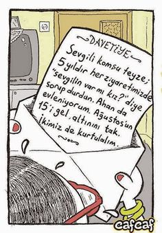 Karikatür komik dramatik Funny Times, Comic Pictures, Star Butterfly, Wedding Humor, Love Words, Caricature, Funny Photos, Playing Cards, Community