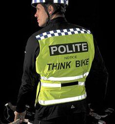 Polite Cycle Jacket