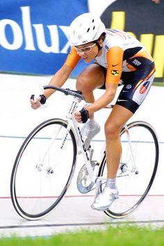 Leontien van Moorsel in 2003.