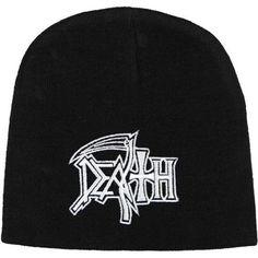 Motorhead Logo Official Black Knit Fingerless Gloves New