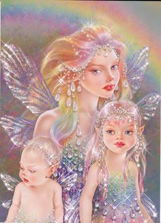 "Rainlight by Maxine Gadd ♥♥✮✮""Feel free to share on Pinterest"" ♥ღ  #fairytales4kids"
