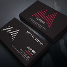 Real estate company needs a catchy, yet simple business card design Design by qurratul
