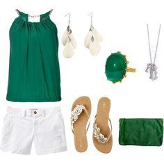 Cute summer attire