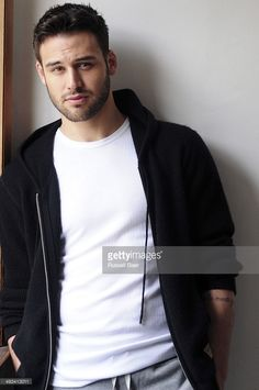 Actor Ryan Guzman is photographed for Self Assignment on May 2, 2014 in Santa Monica, California.