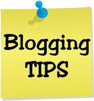 5 Helpful Blogging Tips