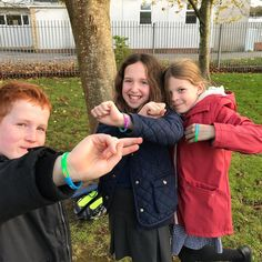 Don't forget to head to @smiggle_ today to pick up your free #BeKind wristband to support This Morning's anti-bullying campaign. Caitlin Ieuan and Manon are in full support. #antibullying #kindness #pbloggers #welshparentbloggers