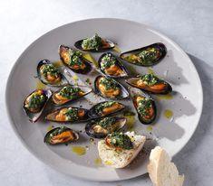 Auch im Alltag darf es ruhig mal ein etwas aussergewöhnlicheres Mahl sein. Aber die Muscheln sollten frisch sein.