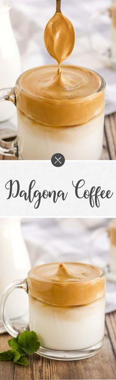 This Dalgona coffee recipe is so quick and easy to make and is perfect for breakfast or a mid-day pick me up. Skip the queues at the coffee shop and make this delicious drink at home!