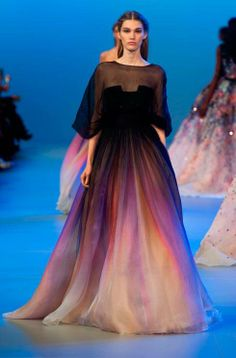 See every look from Elie Saab's princess-perfect spring/summer 14 couture collection http://uk.bazaar.com/1fZUWGE